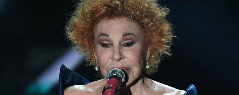 """Una storia da cantare, Ornella Vanoni e lo 'sbrocco' in diretta: """"Non vedo un ca..."""""""