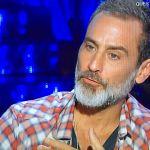 Domenica In, Raz Degan: 'Paolo Barale il mio amore più grosso, con me fino alla tomba'
