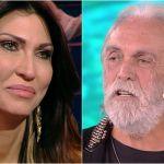 Isola dei famosi 2019, la finale: Riccardo Fogli riabbraccia la moglie Karin Trentini