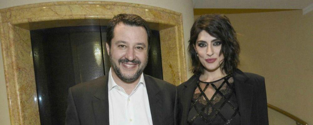 Elisa Isoardi 'Spiavo il telefono di Matteo Salvini e ho trovato quel che dovevo trovare'