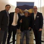 Al Bano incontra a Roma l'ambasciatore dell'Ucraina per uscire dalla black list