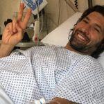 Walter Nudo è stato operato al cuore, l'intervento è andato bene