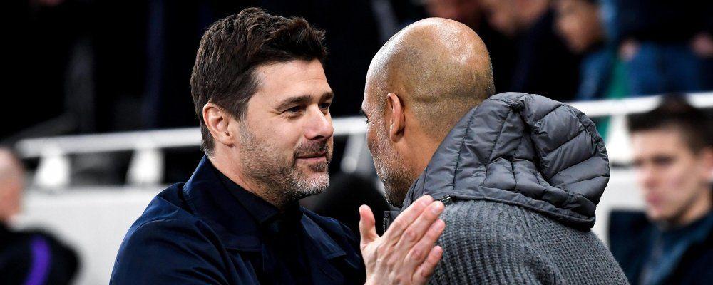 Champions League, Manchester City - Tottenham in diretta su Rai1