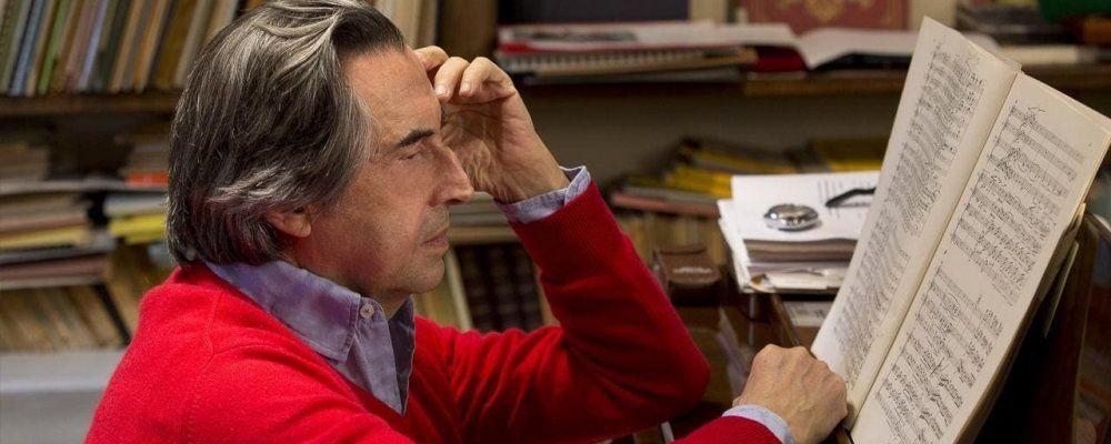 A raccontare comincia tu, Raffaella Carrà incontra Riccardo Muti