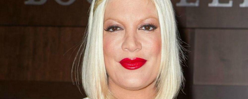 Tori Spelling rischia il carcere, mandato d'arresto per Donna di Beverly Hills 90210