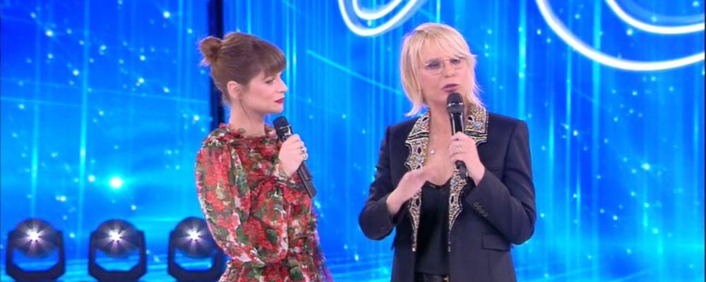 Amici 2019, Alessandra Amoroso sorprende Maria De Filippi con una lettera