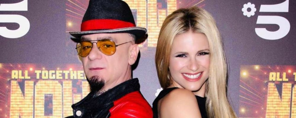 Michelle Hunziker lancia All Together Now: 'Non è un talent, non prometto carriere'