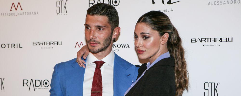 Belen Rodriguez e Stefano De Martino, famiglie riunite in attesa del matrimonio
