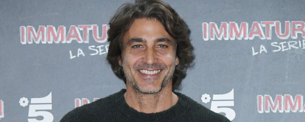Daniele Liotti: 'Mio figlio Francesco attore come me? Mi piacerebbe lavorare con lui'
