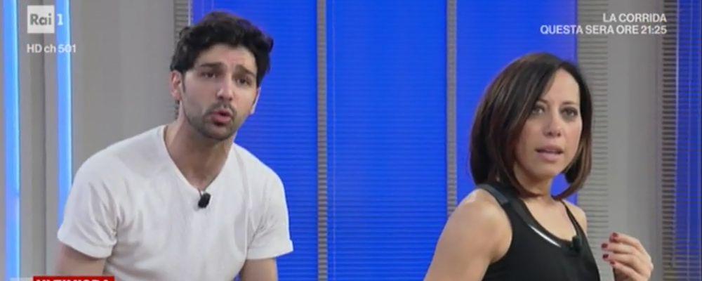 Ballando, lite tra Raimondo Todaro e Nunzia De Girolamo: 'Se non ti fidi quella è la porta'