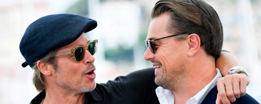 Luke Perry, il ricordo di Brad Pitt e Leonardo DiCaprio: 'Per noi era un'icona'