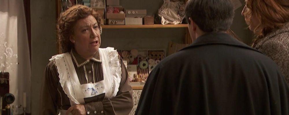 Il segreto: Dolores è afflitta, anticipazioni trama puntata martedì 21 maggio