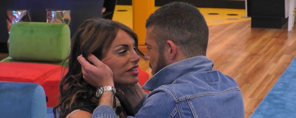Francesca De Andrè è tornata con Giorgio Tambellini, l'ex che l'aveva tradita