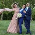 Il matrimonio di Eva Grimaldi e Imma Battaglia su Real Time con Enzo Miccio