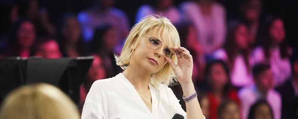 """Maria De Filippi: """"Vorrei una tv senza più paletti"""""""