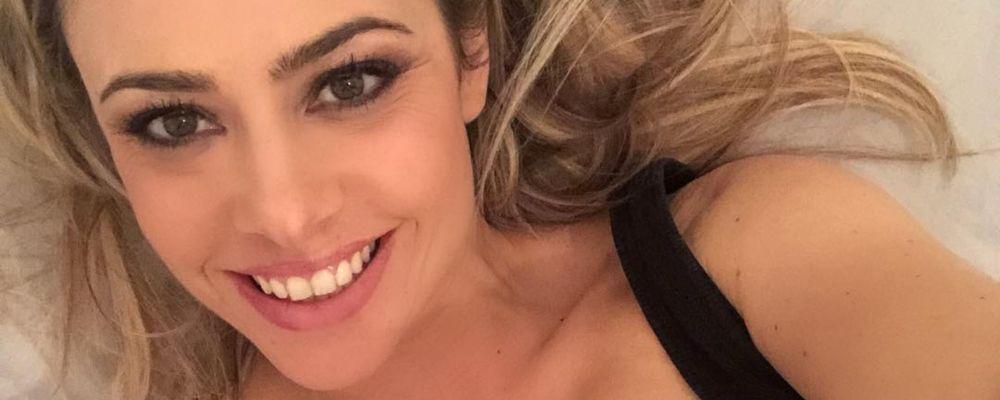 Martina Stella parla del marito Andrea Manfredonia: 'Per conquistarmi ha dovuto faticare'
