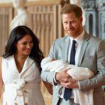 Meghan Markle e il principe Harry presentano il Royal Baby: LE FOTO
