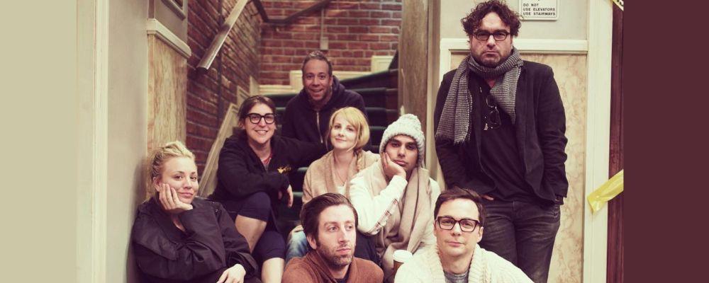 The Big Bang Theory, fine delle riprese: gli attori dicono addio alla serie