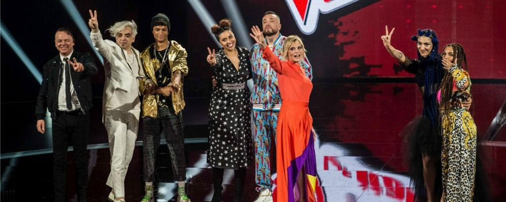The Voice of Italy 2019, chi sono i finalisti