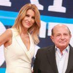 Giancarlo Magalli: 'Adriana Volpe? Sono sinceramente dispiaciuto'