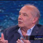 Chi è Alberto Salerno, ospite con la moglie Mara Maionchi a Che tempo che fa