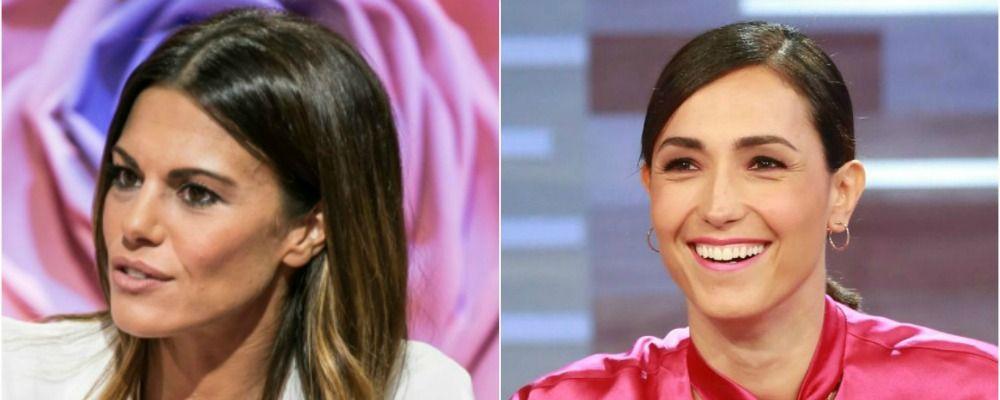 Detto fatto ultima puntata, Bianca Guaccero ringrazia Caterina Balivo