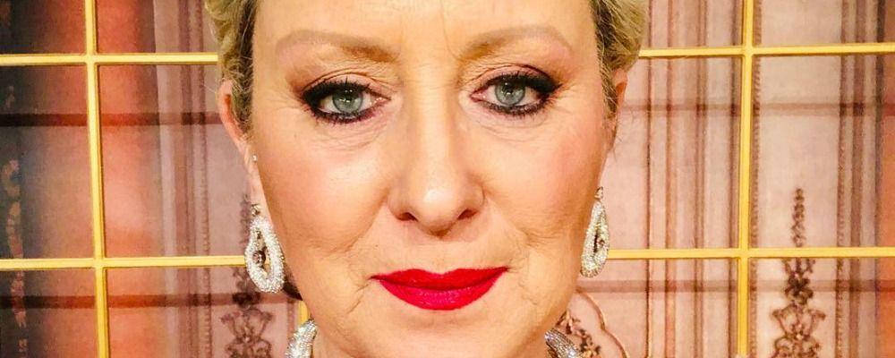 Carolyn Smith in ospedale: il messaggio ai fan su Instagram