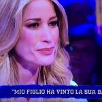 Elena Santarelli sul figlio: 'Giacomo ha saputo di essere guarito da un messaggio vocale'