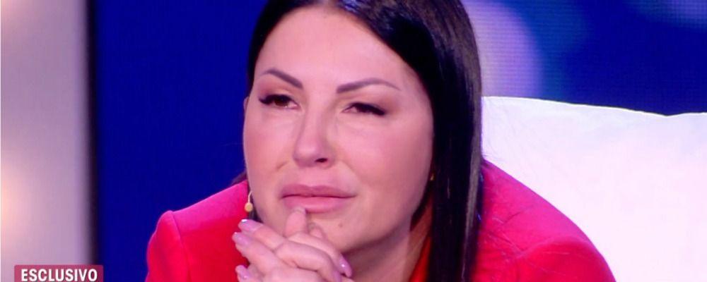 Eliana Michelazzo scopre da Barbara d'Urso la vera identità di Simone Coppi