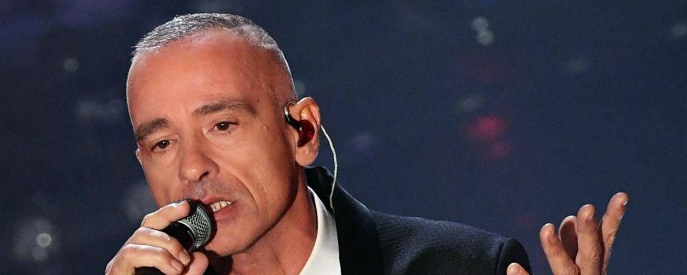 Eros Ramazzotti, stop al tour per operazione alle corde vocali