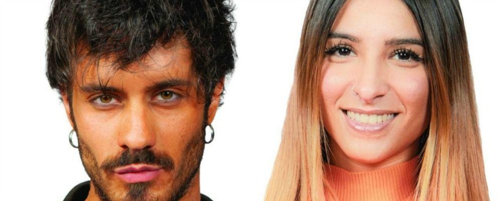 Grande Fratello 2019, Gaetano bacia Erica poi fa marcia indietro