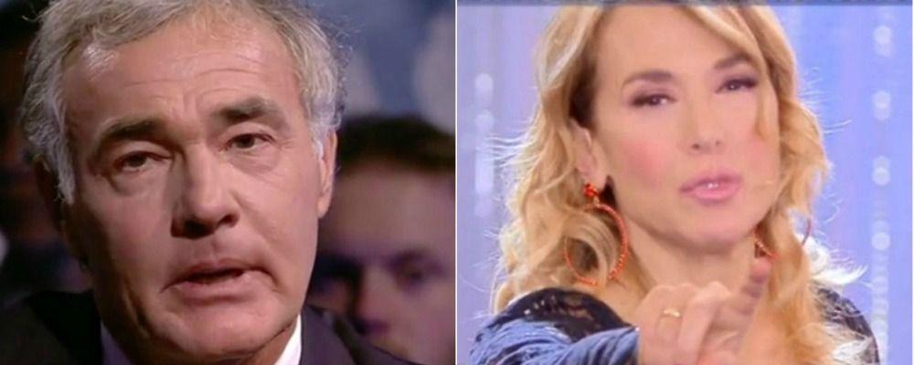Massimo Giletti e la frecciatina a Barbara d'Urso: 'Per me l'informazione è altro'