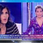 Pamela Prati lascia lo studio di Barbara d'Urso: 'Non voglio dire più nulla di Mark Caltagirone'