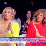 Il presunto padre biologico di Paola Caruso e le parole choc a Live non è la d'Urso