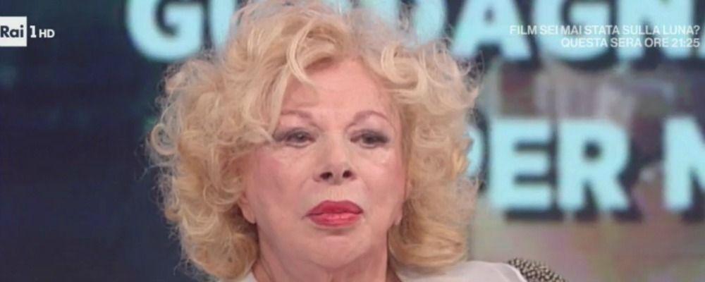 Storie italiane, Sandra Milo: 'Per pagare le tasse mi sono venduta a un uomo'