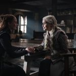 Game of Thrones la fine, Emilia Clarke e Sophie Turner e l'addio a Daenerys e Sansa: 'La nostra guardia è finita'