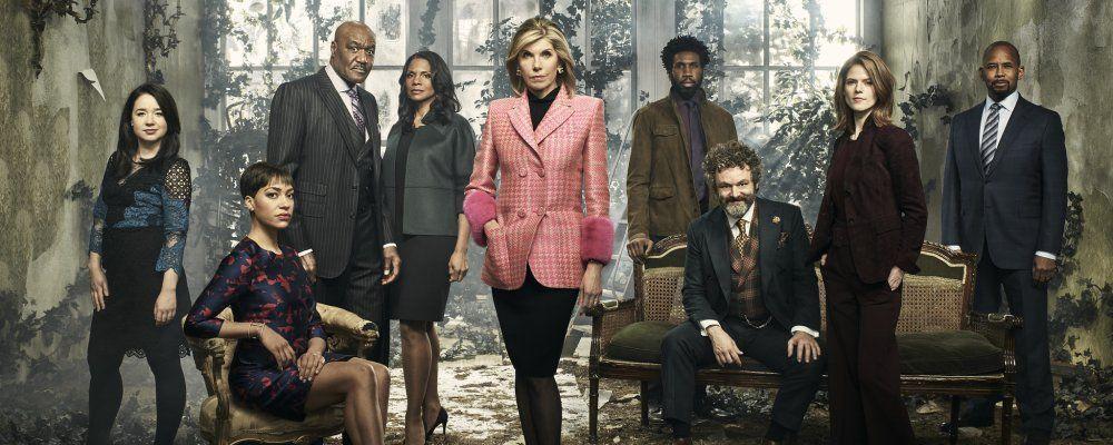 The Good Fight, per lo spin off di The Good Wife la terza stagione al via