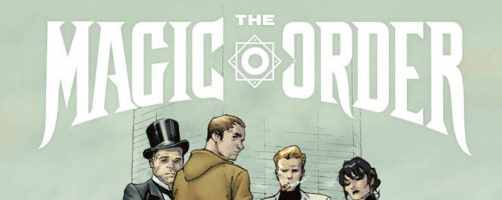 The Magic Order, il fumetto edito da Netflix diventa anche una serie firmata da James Wan