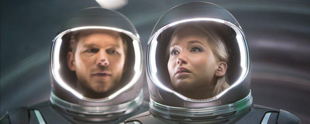 Passengers, cast, curiosità e trama del film con Chris Pratt e Jennifer Lawrence