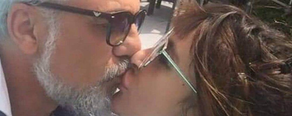 Uomini e donne, Rocco Fredella svela la sua fidanzata e non è Gemma Galgani