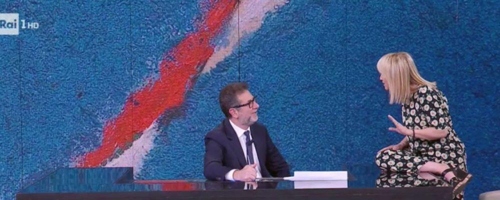 Ascolti tv, vince Che tempo che fa di Fabio Fazio con 4 milioni di telespettatori