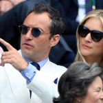 Jude Law e Phillipa Coan sposi in segreto a Londra