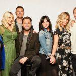 Beverly Hills 90210, nessuna seconda stagione per il revival. Lo sfogo di Tori Spelling
