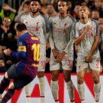 Ascolti tv, per Barcellona - Liverpool quasi 5 milioni di telespettatori