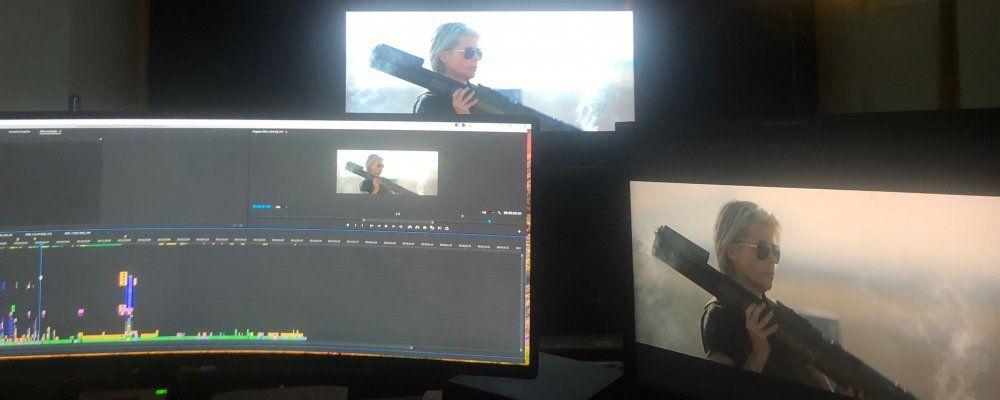 Terminator Dark Fate, Linda Hamilton nell'anticipazione del trailer