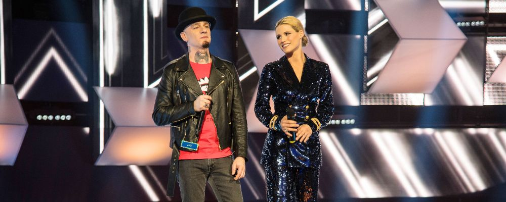 I finalisti di All together now: ecco chi premia la semifinale dello show di Michelle Hunziker