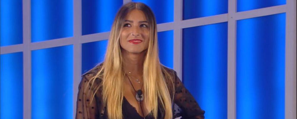 Chi è Erica Piamonte, la commessa eliminata nella finale del Grande fratello 2019