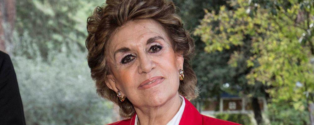 Franca Leosini e la ricetta di Storie maledette: 'Mai mostrare paura'