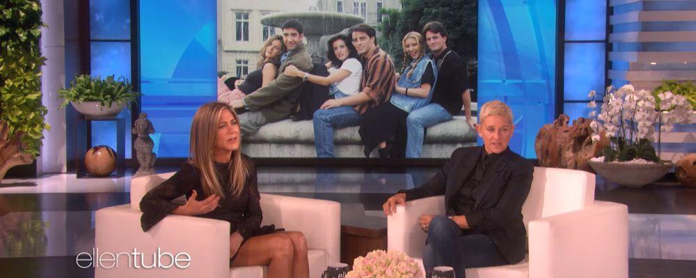 Jennifer Aniston favorevole a un revival di Friends: 'Perché no? Io lo farei e anche i ragazzi'