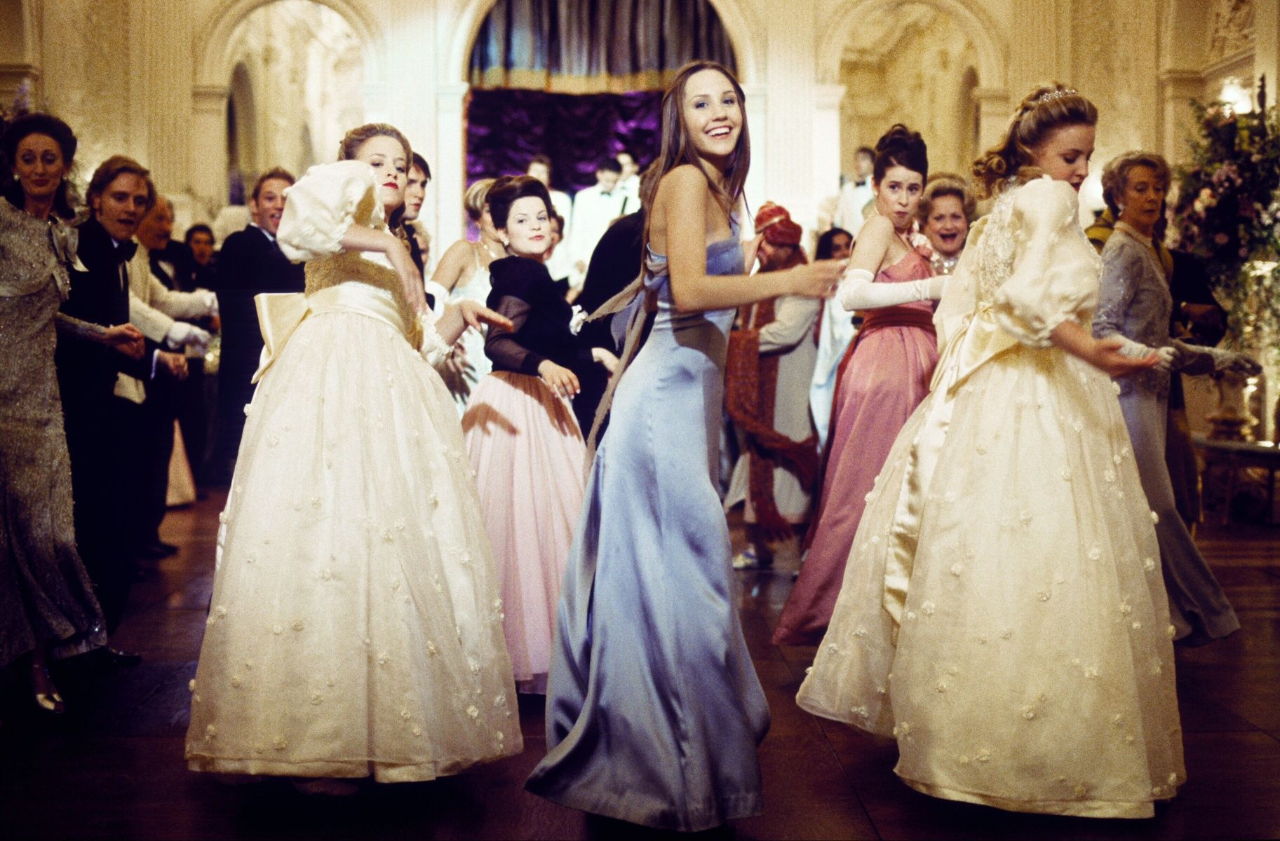 Una ragazza e il suo sogno |  trama |  cast e curiosità del film con Colin Firth e Amanda